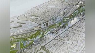 صورة مشروع بناء مدينة بغداد الادارية