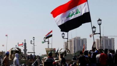 صورة العراق.. بين.. احتلال الانذال.. وخداع الدجال..