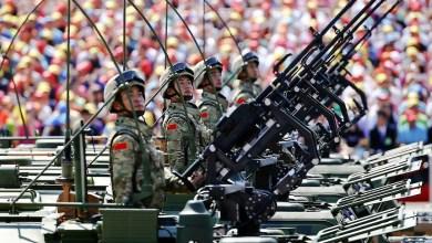 صورة الجيش الصيني: الولايات المتحدة دولة مثيرة للمشكلات