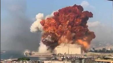 صورة من الأرشيف   في ذكرى مرور عام على انفجار مرفأ بيروت