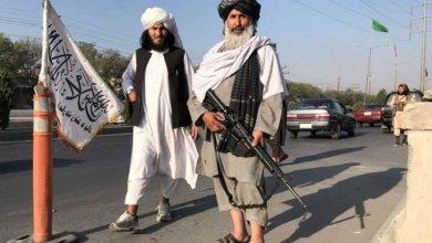 صورة طالبان وأمريكا مسرحية دامت 20سنة