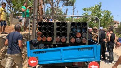 صورة جنوب لبنان بإنتظار هجوم التحالف الدولي للتخلص من حزب الله؟؟؟!!!