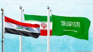 صورة العراق وايران…. والسعودية وايران…