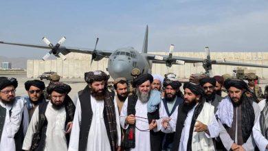 صورة هذا ما فعله الجيش الأمريكي بطائراته ومدرعاته قبل إخلاء مطار كابل