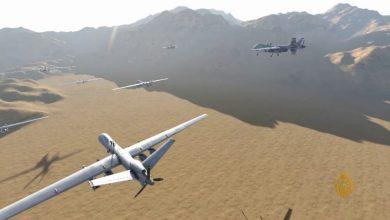 صورة الإنتحار المسير .. سلاح الحوثيين الإستراتيجي .؟!