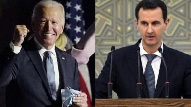 """صورة بايدن والأسد """"يتّحدان"""" من أجل لبنان!"""