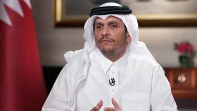 صورة فايننشال تايمز: وزير خارجية قطر يحاول اقناع قادة طالبان السماح بهذا الأمر بعد الإنسحاب الأمريكي