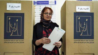 صورة مفوضية الانتخابات ودورها في النظام السياسي ٢-٣