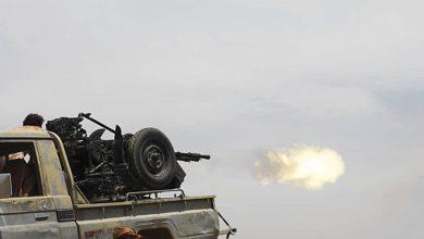صورة المعركة المستمرة في اليمن ..