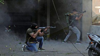 صورة حزب الله: لن ننجر إلى حرب أهلية في لبنان