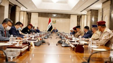 صورة بيان مجلس الأمن  حول نتائج الانتخابات العراقية يعني