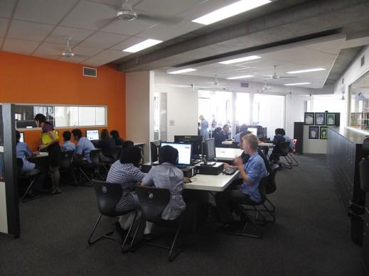 Dandenong High School, Victoria, Australia