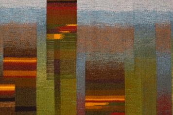 Alastair Duncan tapestry weaving