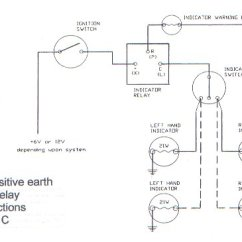 Simple Motorcycle Indicator Wiring Diagram Pentair Pool Pump Trenger Jeg Og Bruke Rele? - Generelt Mopedportalen