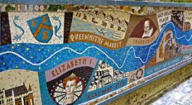 Queenhithe mosaic