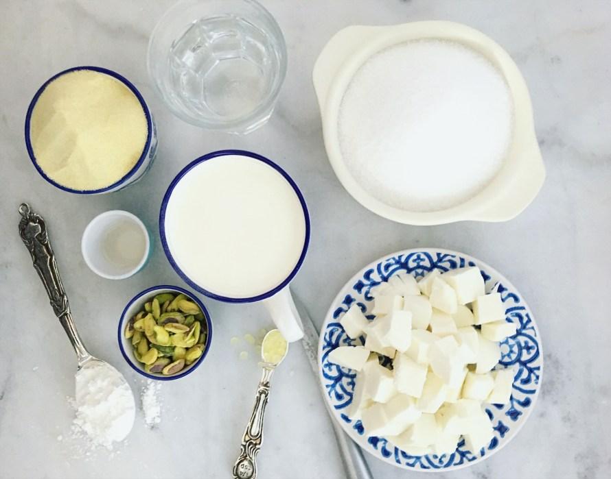HAJ Ingredients