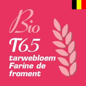 Belgische bio tarwebloem