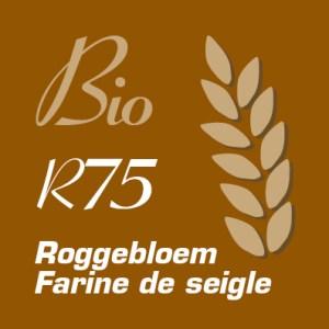 Bio Roggebloem
