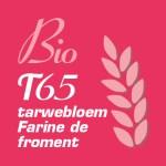 Bio tarwebloem T65