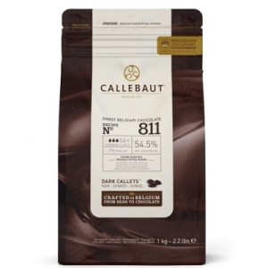 chocolade callets dark