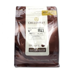 Chocolade Callets Puur