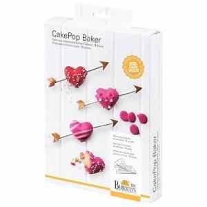 hartvormige cakepops