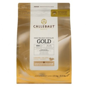 chocolade callets Gold