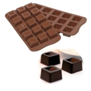 bonbonvorm kubus