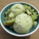 Fruitsorbet kiwi
