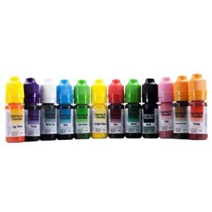 Kleurstof voor vetrijke stoffen