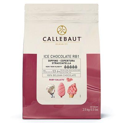Ice Chocolate Ruby