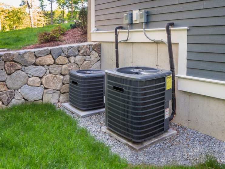 HVAC Services Contact Us Today