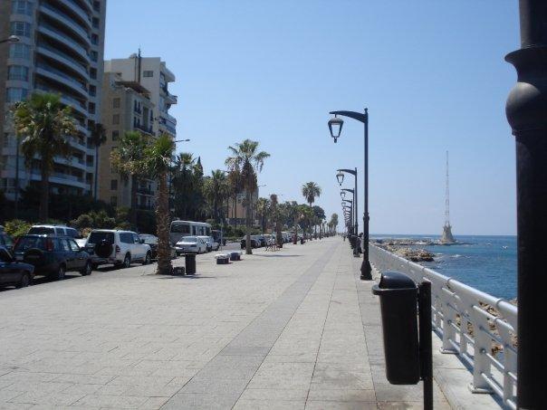 Corniche de Beirut