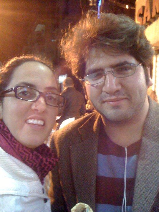 Hany, mi mejor amigo en Siria