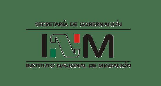 Logotipo del Instituto Nacional de Migración