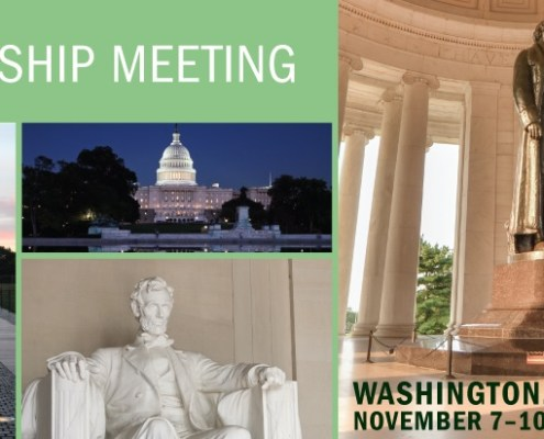 inta leadership meeting washington DC 2017