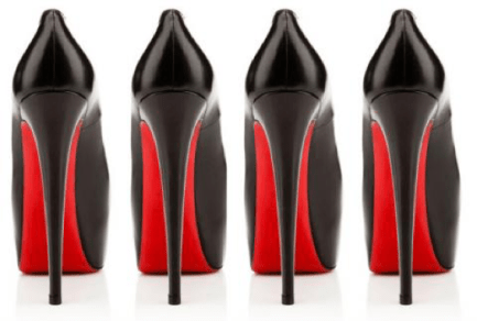 concurrent louboutin