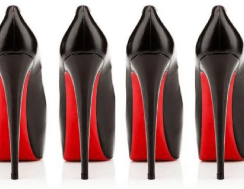 Monopole de la semelle rouge Louboutin remis en question