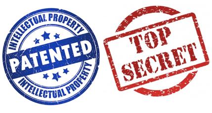 Secret des affaires et brevet de propriété intellectuelle
