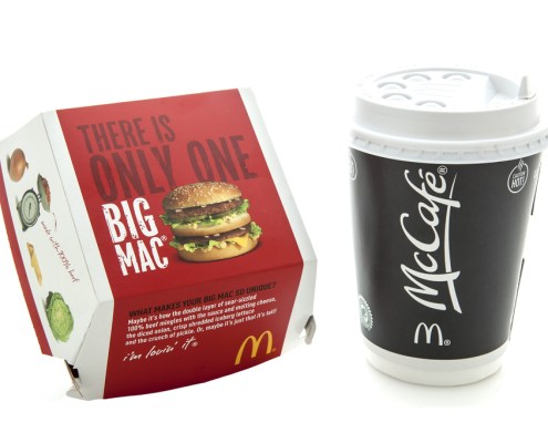 "La ""faim"" du Big Mac ?"