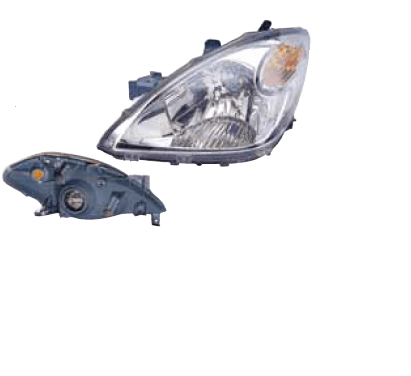 HEAD LAMP ONLY D/XENIA TAHUN 2007-2011 RIGHT HAND