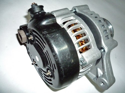ALTERNATOR ASSY T/HILUX NEW
