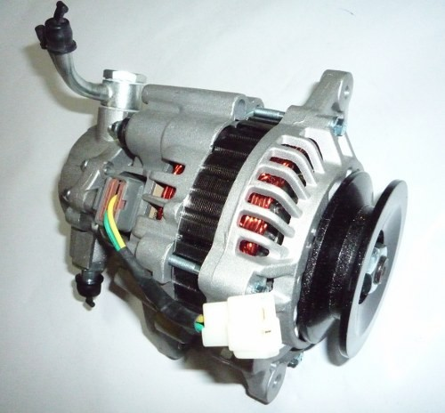 ALTERNATOR ASSY M/KUDA DIESEL