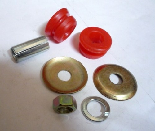 RUBBER BARKIT SET T/ KIJANG GRAND 1800CC [RED]