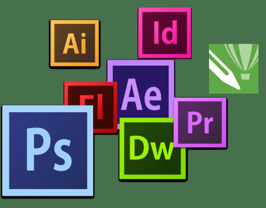 Software untuk olah gambar sablon