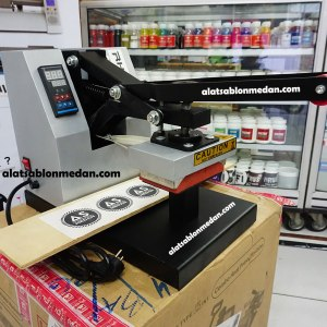 Rhinotec RTT-04 mesin press topi high pressure