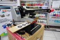 Rhinotec RTT-04 mesin press topi high pressure