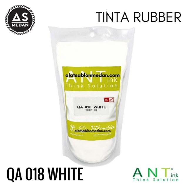 Tinta Sablon Kaos Ant Ink QA White