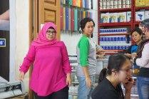 "Pelanggan setia kami ""Sablon Kaos Medan"""