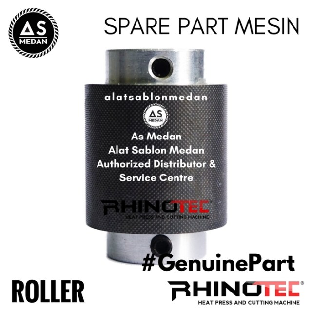 Roller Spare Part Mesin Cutting Sticker Rhinotec